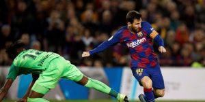 5-0. El Barça recobra la verticalidad para sellar el pase a cuartos de final