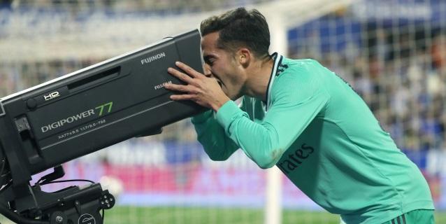 0-4. El Real Madrid pasa a cuartos con goleada