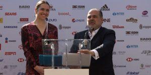 TENIS: Nadal y Kyrgios lideran lista de jugadores del Abierto Mexicano de Tenis 2020
