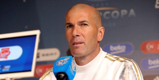 """Zidane: """"Para nosotros el partido con el Valencia es como una final"""""""