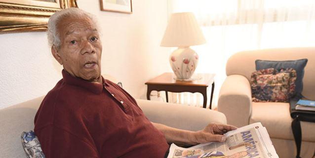 Falleció ex arquero de la selección peruana, Walter Ormeño, a los 93 años