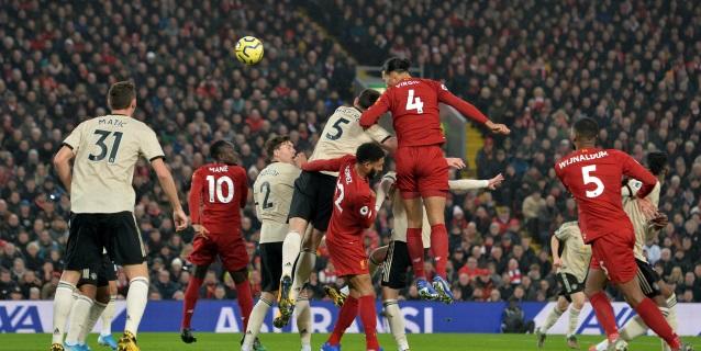 2-0. El Liverpool roza la Premier League