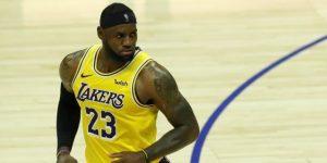 NBA: James recupera su condición de 'King' en la segunda votación para el All-Star