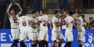 1-0. Universitario supera a Carabobo sin sufrir y se medirá al Cerro Porteño