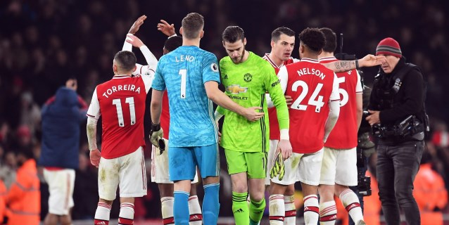 El Arsenal de Arteta vence y convence ante el Manchester United