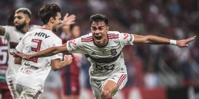 Flamengo aguarda la propuesta del Real Madrid por Reinier, afirma su vicepresidente