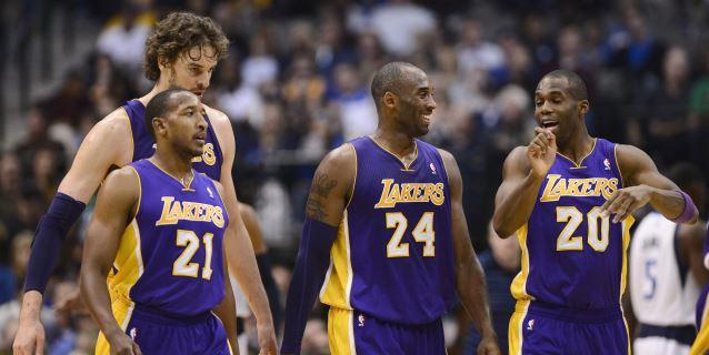 NBA: Los Mavericks retirarán el número 24 en honor a Kobe Bryant