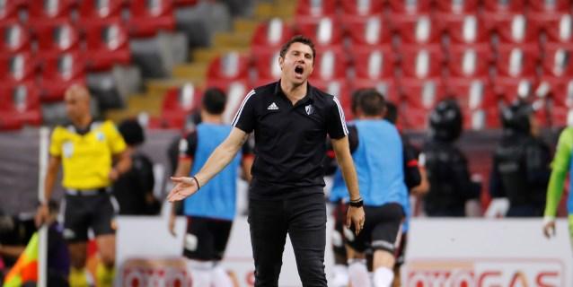 El Atlas despide al entrenador argentino Leandro Cufré