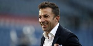 """Del Piero reforzó a Barcelona, que perdió en su """"Noche Amarilla"""" ante Delfín"""