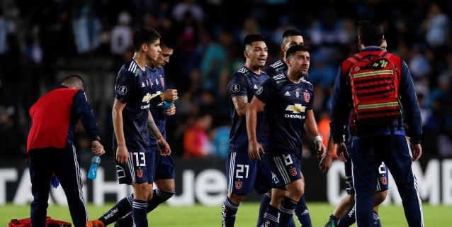 U.Chile consigue cupo para la Libertadores por la incomparecencia de U.Española
