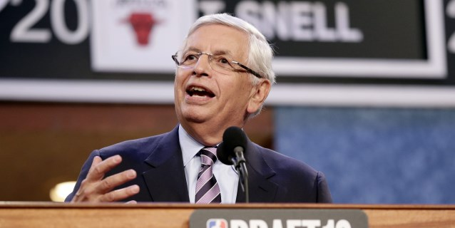 Fallece David Stern, excomsionado de la NBA