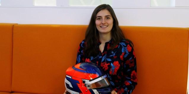 AUTOMOVILISMO SÚPER FÓRMULA: Tatiana Calderón, primera mujer en participar en la Súper Fórmula de Japón