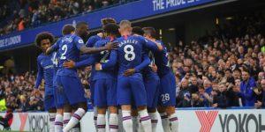 El Chelsea vence al Burnley y refuerza su posición de 'Champions'