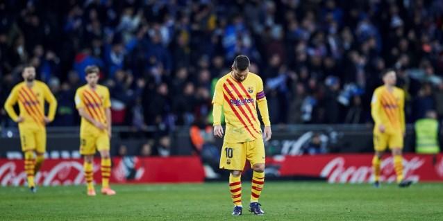 2-2. El hambre del Espanyol evita el liderato en solitario del Barça