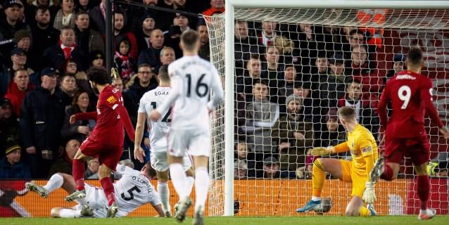 2-0. Otra victoria incontestable del Liverpool