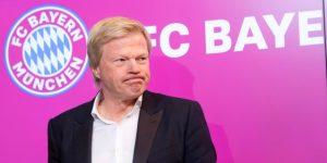 Oliver Kahn asume su cargo en el Consejo Directivo del Bayern