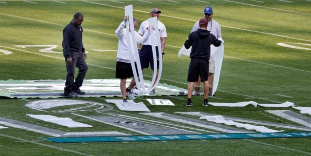 NFL: Seis mil personas ultiman los preparativos para el Super Bowl 54 en Miami