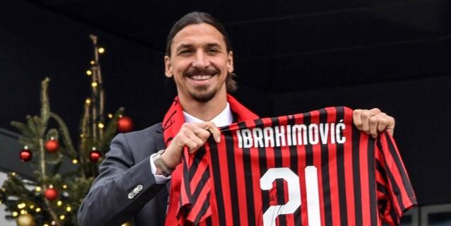 """Ibrahimovic regresa al Milan: """"Buscaba la última descarga de adrenalina"""""""