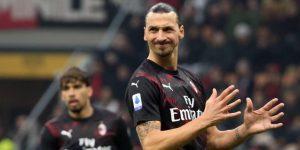 Ibrahimovic debuta con el Milan, pero no puede evitar un nuevo tropiezo