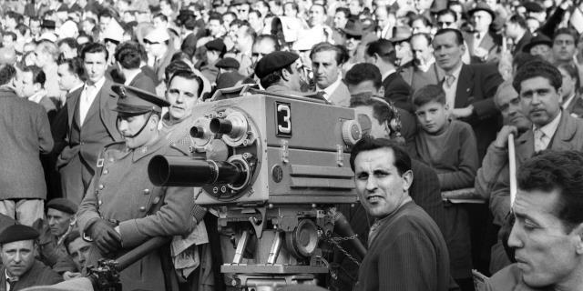 La protagonista del 'clásico' fue una cámara