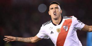 River Plate vence a Banfield y se afianza en el liderato del fútbol en Argentina