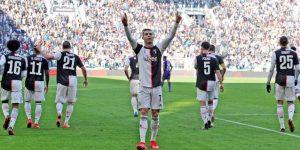 CR7 guía al Juventus y Caicedo e Immobile al Lazio; el Atalanta tropieza