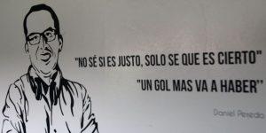 Daniel Peredo: las diez frases más recordadas en el corazón del hincha peruano