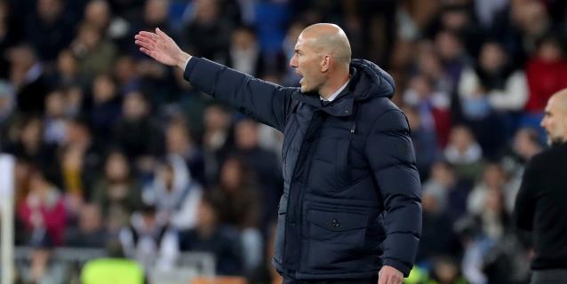 El clásico, la reválida de Zidane