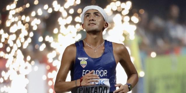 Ecuador anuncia el equipo de marcha para el Sudamericano de Lima
