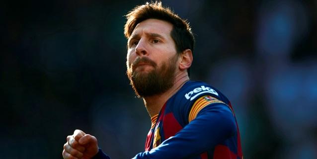 Leo Messi, el amo y señor del Bernabéu
