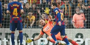 Messi, líder al clásico