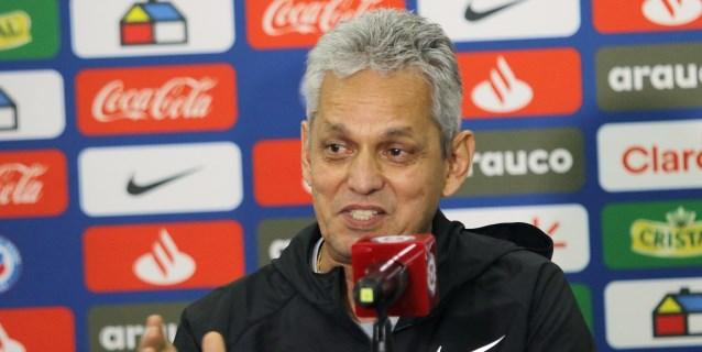 Rueda dice que recibe ofertas pero que su objetivo es el Mundial
