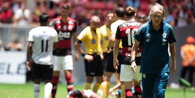 El Flamengo va con fuerza total a Ecuador, asegura Jorge Jesús