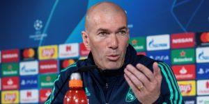 """Zidane: """"Pep siempre ha demostrado que es el mejor"""""""