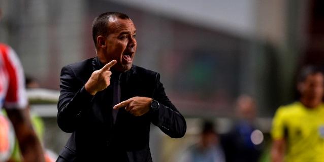 Atlético Mineiro despide al exseleccionador venezolano Rafael Dudamel