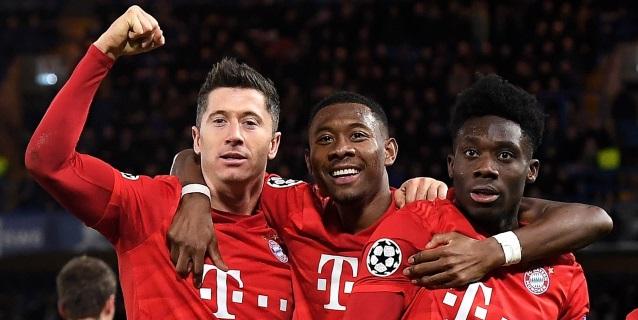 0-3 El Bayern venga 2012 y deja al Chelsea prácticamente fuera