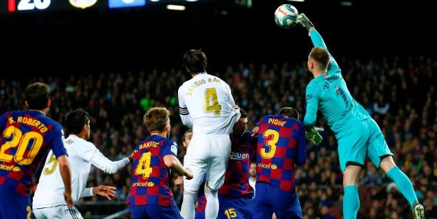 El Barça, cinco años sin perder en liga en el Bernabéu