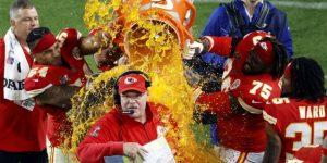 """NFL: Andy Reid: """"Sólo cambiamos dos cosas para ganar el Super Bowl"""""""
