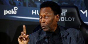 """Pelé sufre """"cierta"""" depresión debido a problemas de salud, dice su hijo"""