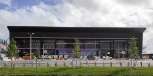 El Inter Miami estrena su complejo de entrenamiento