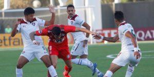 La Calera resiste el empuje del Fluminense y pasa a la segunda ronda
