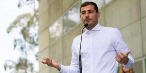 Iker Casillas confirma que se presentará a la presidencia de la RFEF