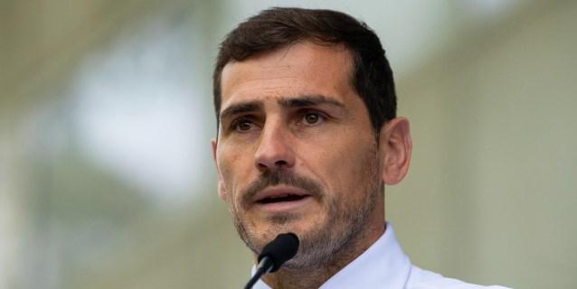 Iker Casillas se reunió con el CSD y apunta su candidatura a la RFEF