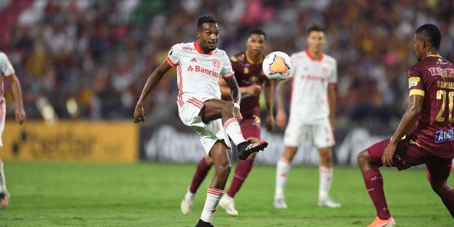 0-0. Tolima e Internacional no se hacen daño y definirán el pase en Porto Alegre