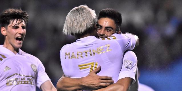 3-0 (4-1). Los Martínez ponen al Atlanta en cuartos de final de la Liga de Campeones de la Concacaf