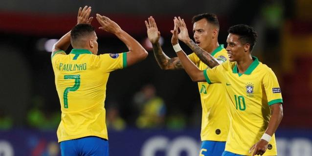 Brasil decide su suerte con Argentina; Colombia y Uruguay esperan un milagro
