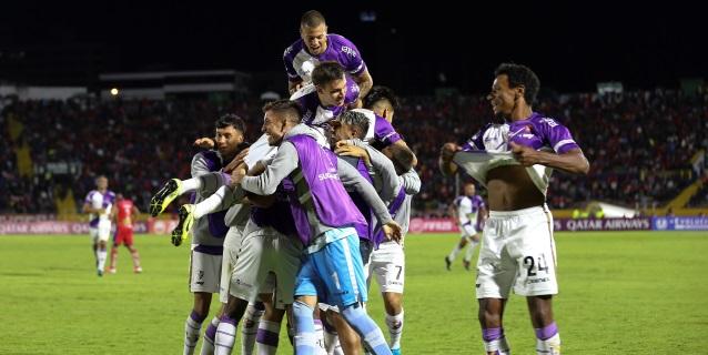 Emelec, Millonarios, Fénix y Unión, a segunda fase de la Sudamericana