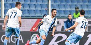 El Lazio presiona al Juventus en una jornada marcada por la alerta del coronavirus