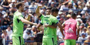 América lidera el Clausura mexicano luego de siete jornadas