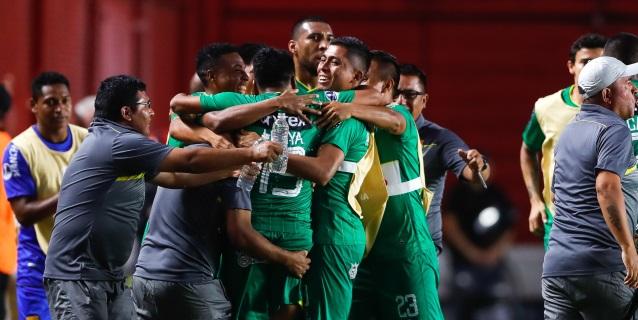 1-1. Hauche evita un triunfo clave del Huancayo con un gol cerca del final